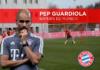 Fuerza con elementos técnicos del Bayern Múnich de Pep Guardiola