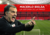 Defensa de la pared por Marcelo Bielsa